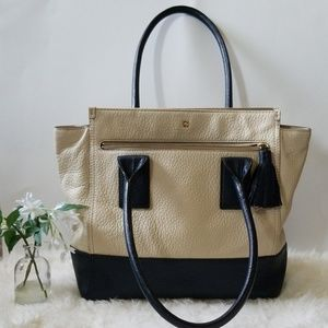 Kate Spade Southport Avenue Oden Cowhide Tote